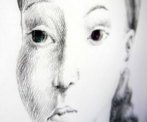 Les yeux vairons - 2018 - Détail